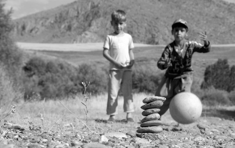 Khaled Farjzadeh: (Customs.kurdistan) Child Habitat (IR)