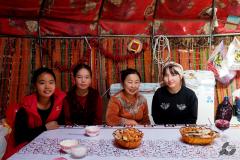 Elmira Khasanova: Nomad family